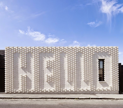 The Hello House by OOF! Architecture