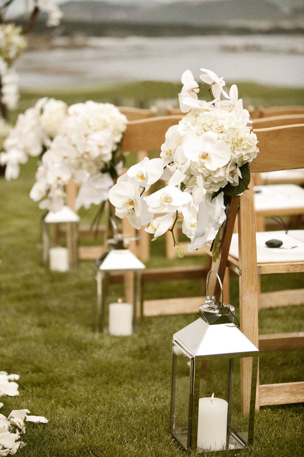 Outside Wedding Aisle Decorations : Hilton head s favorite wedding resource aisle decor details