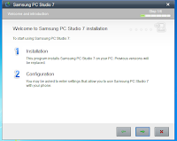 Samsung PC Studio - screenshots