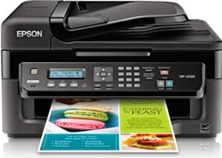 Support Epson WorkForce WF-2520 Printer Driver File