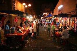 Beli songkok di Jalan Masjid India bersama Adibah Karimah from Premium Beautiful Shop