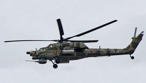 Helikopter serang Mil Mi-28NE