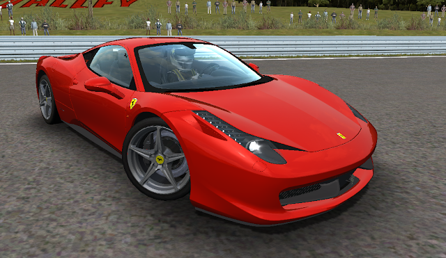 Ferrari Preview 458 italia rfactor