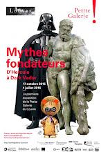Actu expos / Mythes fondateurs. D'Hercule à Dark Vador