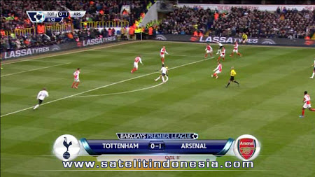 siaran langsung arsenal di tv