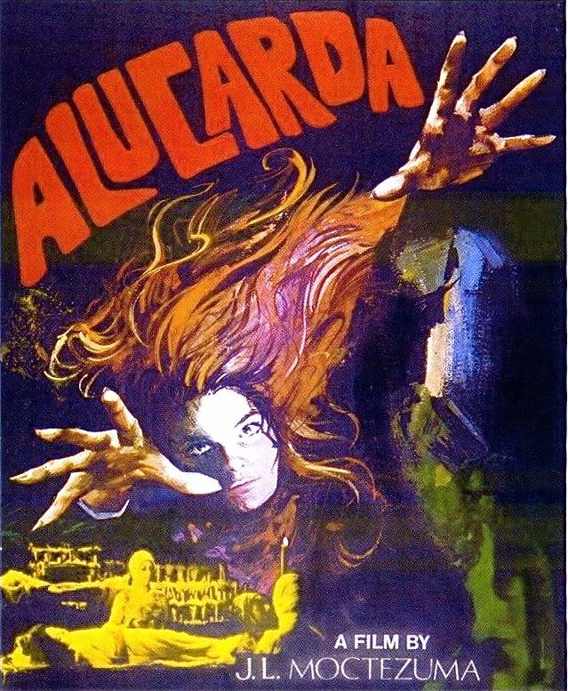 Les recomendamos una cinta controversial de 1978: Alucarda. Pelicula de terror criticada duramente por contener escenas de desnudos, sexo, satanismo, asesinato, la posesion demoniaca, exorcismo y lesbianismo desde un marco religioso