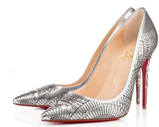 Cristian Loboutin Kristali Shoes