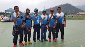 Atlet PON Panahan Jambi Sumbang 2 Emas