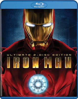 Iron Man (2008) 720p BRRip 1.3GB mkv Dual Audio AC3 5.1 ch