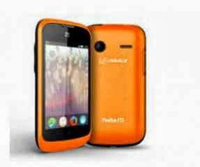 ponsel smartphone mozilla OS