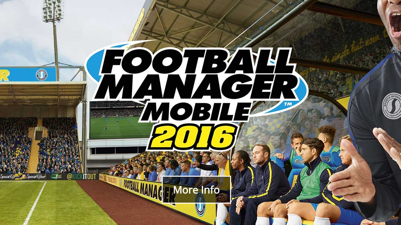 Football Manager Mobile 2016 Gameplay IOS / Android