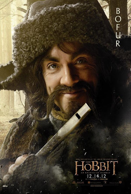 The Hobbit, character poster, bofur