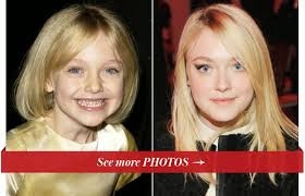 Dakota Fanning Dressing Choice