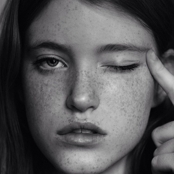 instagram picks by one more good one gram picks cecy young portrait freckles