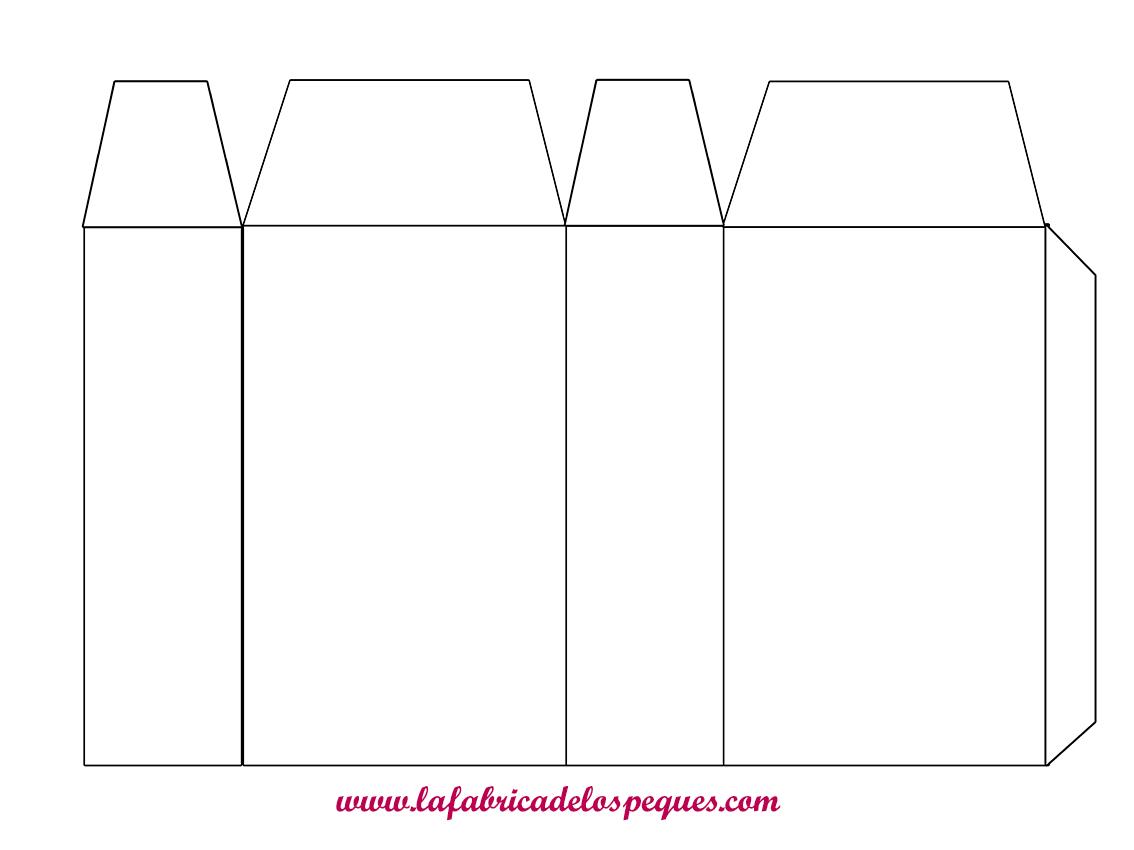 Cómo hacer bolsas de papel - La fábrica de los peques