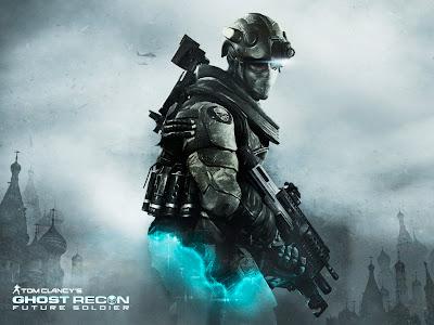 Tom Clancy's Ghost Recon Future Soldier Wallpaper