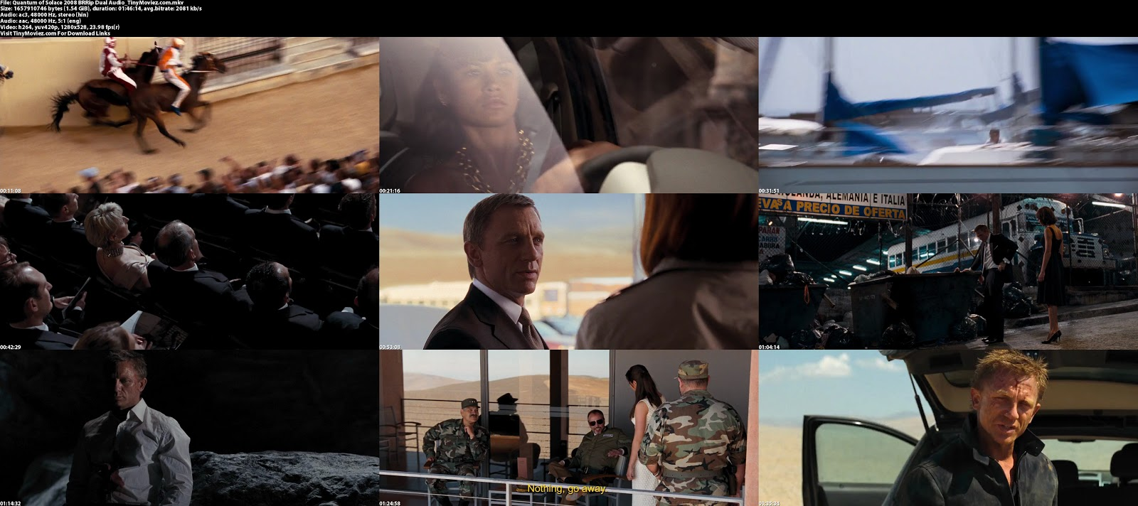 quantum of solace 2008 brrip dual audio 1gb download. Black Bedroom Furniture Sets. Home Design Ideas