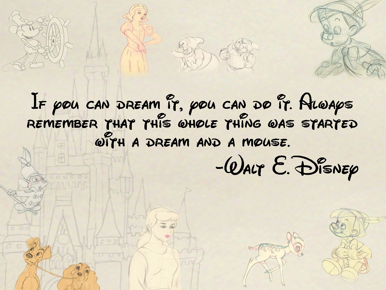Life Quotes If You Can Dream