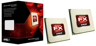 AMD Launch 4 FX Vishera Processor