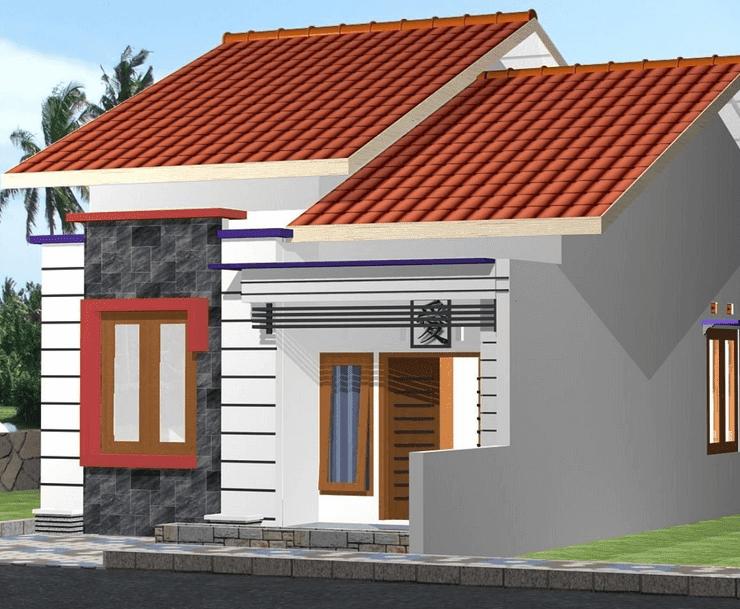 Tiga Type Rumah Minimalis Yang Paling Populer Di Indonesia Adalah Model 36 45 Serta 70 Dan Terpopuler Sebab Gaya Ini