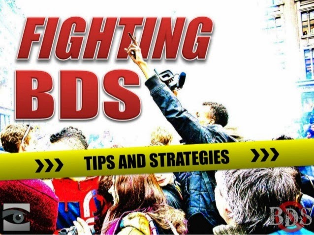 Fighting BDS