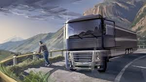 Cara Cheat Level pada Euro Truck Simulator 2