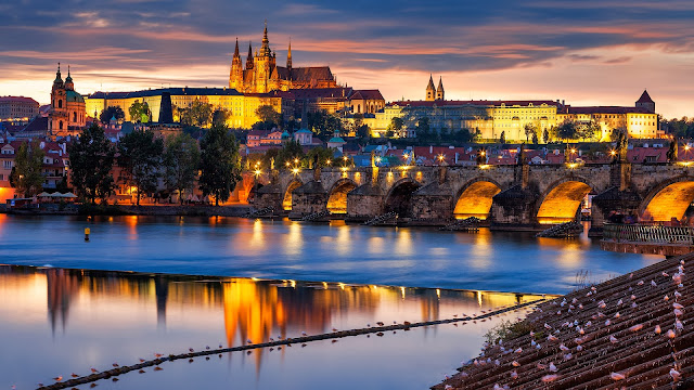 Prague Czech City