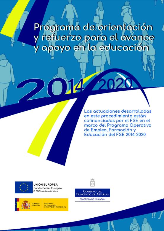 PROGRAMA DE ORIENTACIÓN Y REFUERZO PARA EL AVANCE Y APOYO EN LA EDUCACIÓN