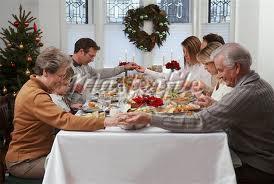 Pine Creek Style: Prayers for Christmas Dinner...