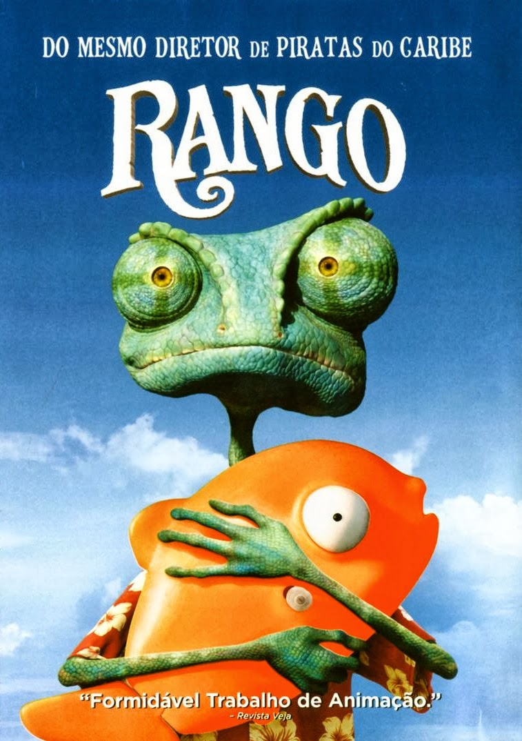 Rango – Dublado (2011)