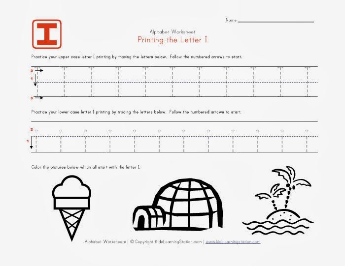 Traceable Handwriting Worksheets