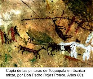 Arte rupestre de Toquepala