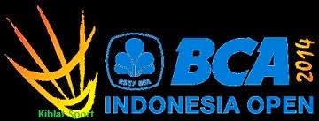 Jadwal Babak Perempat Final BCA Indonesia Open 2014