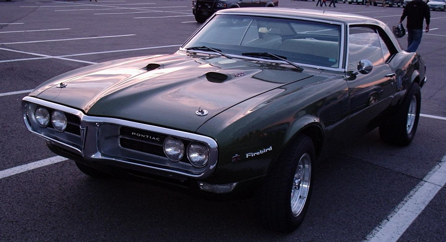 Zoranov Blog: 10 greatest muscle cars of all time