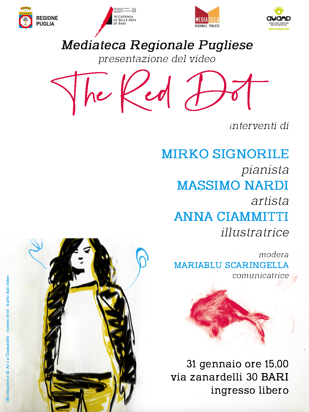 THE RED DOT, IL VIDEO