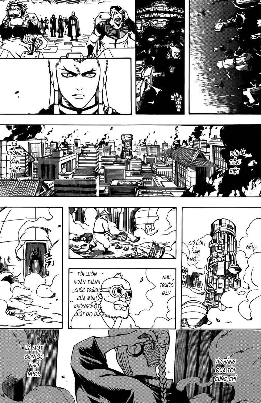 Gintama Chap 610 - Trang 16