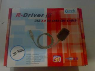 Converter merk R-Driver