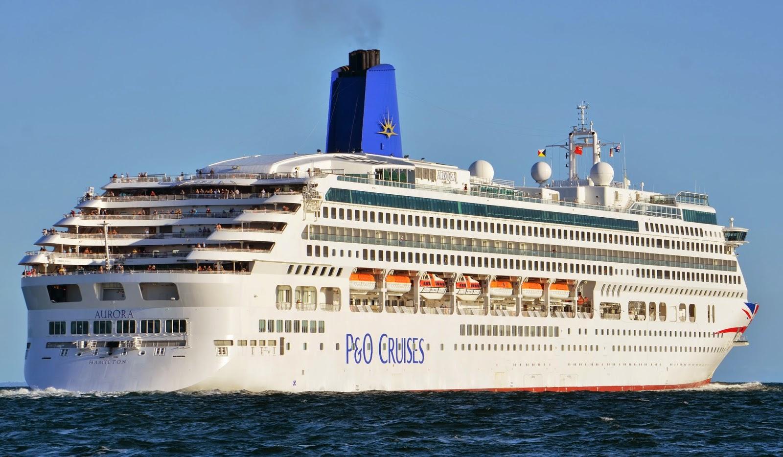 My Cruise Ship Experiences Aurora  February 2015  Post 2