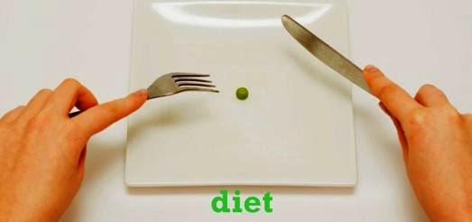 tips diet sehat dan mudah
