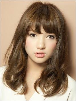 rambut wanita terbaru