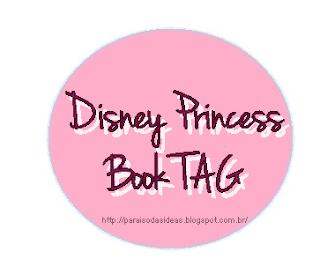 [Hora de Tags!] Disney Princess Book TAG