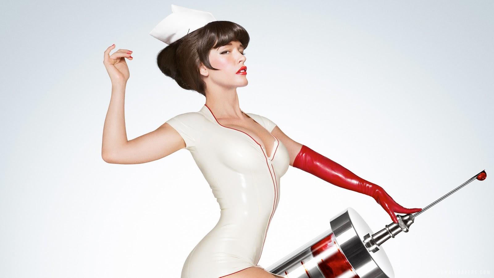 Hot nurse pics