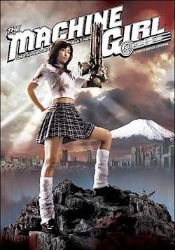 Cô Gái Robot - The Machine Girl (2008) Poster