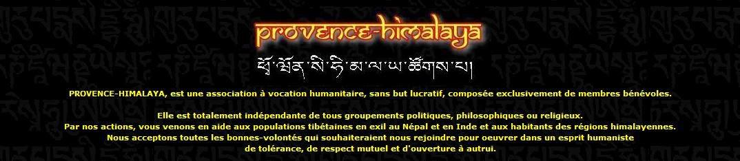PROVENCE HIMALAYA