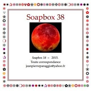 SOAPBOX 38 - SEPTEMBRE 2015 - L'UMBO