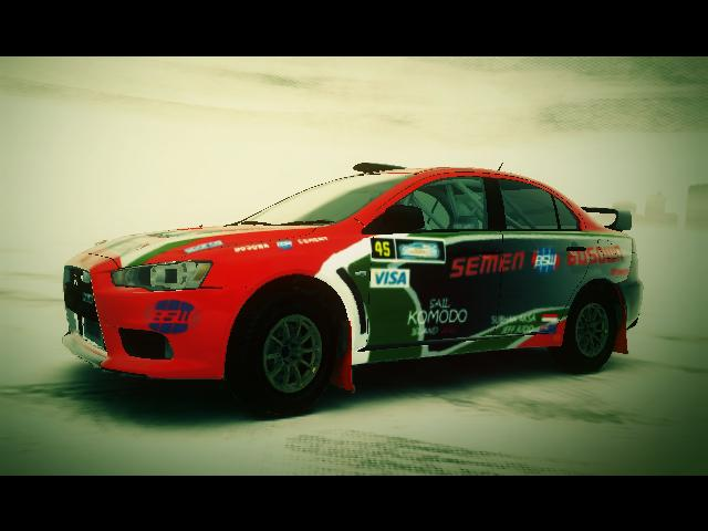 dirt custom liveries repost dirt 3 lancer evo x. Black Bedroom Furniture Sets. Home Design Ideas