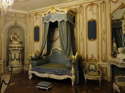 I viaggi di raffaella il palazzo dei principi esterhazy a - Letto versailles ...
