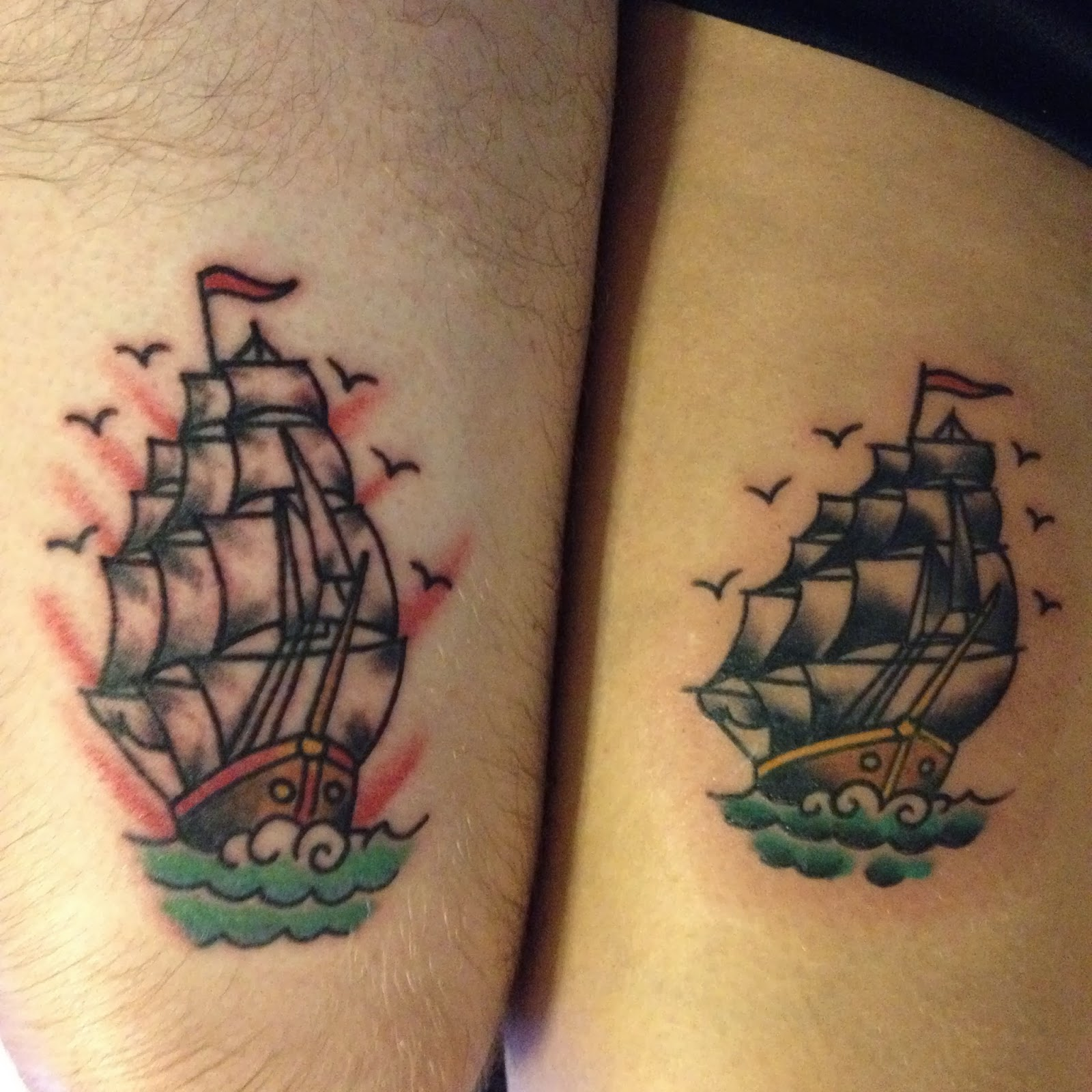 top his and her tattoos symbols of marriage images for pinterest tattoos. Black Bedroom Furniture Sets. Home Design Ideas