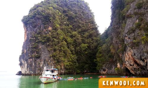 phuket phanak island