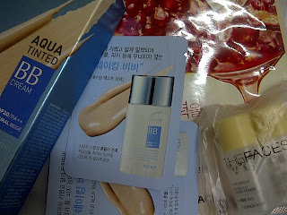 The Face Shop Aqua Tinted BB Cream